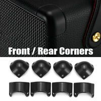 8pcs Black Guitar AMP Speaker Cabinet Corner Protector For Marshall MG