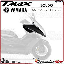 SCOCCA CARENA SCUDO ANTERIORE DESTRO NERO METALLIZZATO YAMAHA T-MAX 500 2010