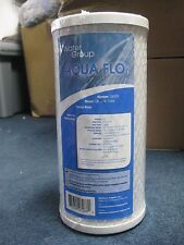 "Water Group Aqua Flo 26201 Carbon Block Filter Size 4.5"" x 10"""