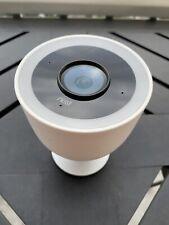 Nest Cam Iq Outdoor Smart Security Camera Model Nc4100Us Read Description