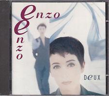 CD 12T ENZO ENZO DEUX DE 1994 TBE inclus JUSTE QUELQU'UN DE BIEN !!!!
