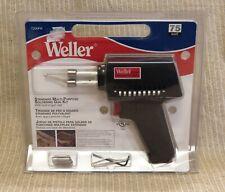 Weller 7200pk Standard Lightweight 75 Watt Soldering Iron Gun Kit 037103478801