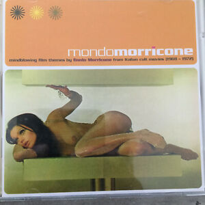 ENRICO MORRICONE: mondomorricone - Filmthemes 1968-1972 (CD CST 34.8057 / NM)
