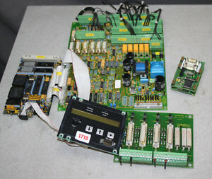 Voigt & Haeffner AE-AS10 SVS-EA1 Complete Control Unit