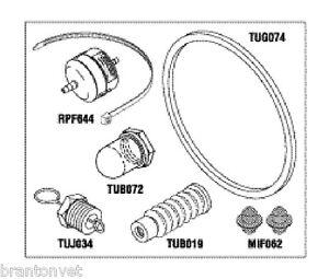 Tuttnauer Sterilizer PM Kit #02610019 -  RPI Part TUK132