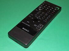 SONY AUDIO System Remote Control handset RM-S305 Official Product
