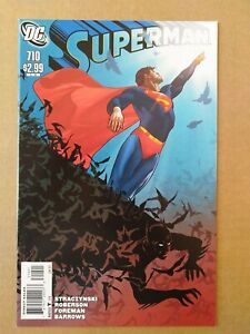 SUPERMAN #710 1:10 ADAM HUGHES VARIANT CBG1906