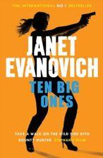 Ten Big Ones (Stephanie Plum 10) By Janet Evanovich