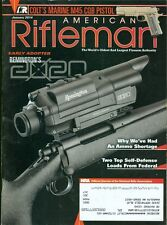 2014 American Rifleman Magazine: Remington 2020/Ammo Shortage/Self Defense