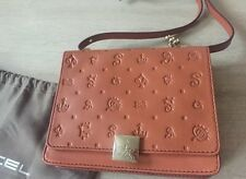 NWOT LANCEL Dali DALIDOL Daligramme Embossed Leather Crossbody Shoulder Handbag
