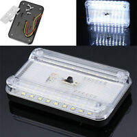 12V 36 LED Car Vehicle Interior Dome Roof Ceiling Reading Trunk Light Lamp F_5