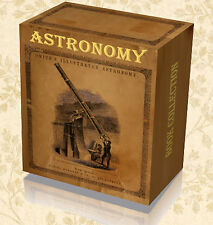 250 Vintage Astronomy Telescope Books on 2 DVDs Clestial Theory Stars Planets 62