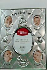 Better Homes Collage My First Year Baby Photo Frame 5 photos New