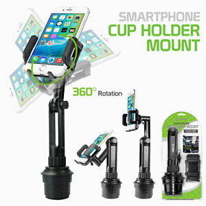 Cellet Cup Holder Phone Mount Samsung Note 10 9 8 Galaxy S20 Ultra 5G S10 S9 S8
