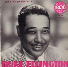 "DUKE ELLINGTON – Creole Love Call (1957 JAZZ VINYL EP 7"" FRANCE)"