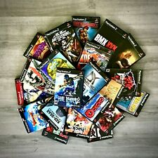 Playstation 2 PS2 Games ~ Clean & Tested ~ Pick & Choose ~ Huge Selection!!