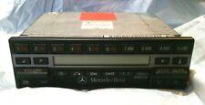 BECKER CAR AUDIO STEREO CASSETTE / RADIO - MERCEDES BENZ - MODEL BE 1480