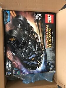 LEGO 76023 DC Comics Super Heroes: The Tumbler