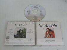 WILLOW/SOUNDTRACK/JAMES HORNER(MOVIE MUSIC 861)CD ALBUM