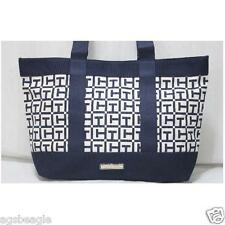 Tommy Hilfiger 6928501 104 Signature Tote Navy White Agsbeagle