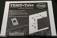 Auralex Acoustics TEMP Tabs Hook Fasteners for Temporarily Mounting Studiofoam