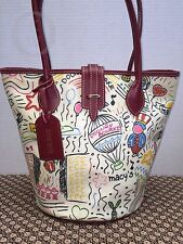 *Dooney & Boure*PA49*Cindy*Macy's Day Parade*Tote*SHOULDER BAG/Purse 16253S