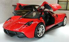 Motormax Pagani Diecast Material Vehicles