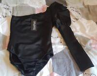 Womens Boohoo Bodysuit Bnwt Size Uk 8