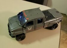 Transformers Ironhide truck Voyager class 2nd Movie ROTF Revenge of the Fallen