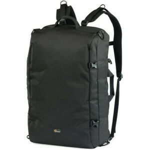 Lowepro S&F Transport Duffle Backpack (Black) Brand New.