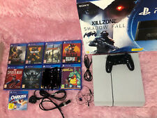 Ps4 500GB Bundle X8 Games 1 Controller All Wires And Headsets (open To Offers)