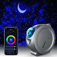 Star Projector, Galaxy Projector Night Light Working with Smart App and Alexa