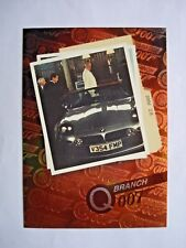 1999 INKWORKS JAMES BOND: THE WORLD IS NOT ENOUGH *Q BRANCH* FOIL CHASE CARD Q4