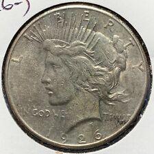 1926-S $1 Peace Dollar (51143)
