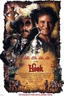 Внешний вид - Hook (1991) Video Poster, Original, SS, Unused, NM, Rolled