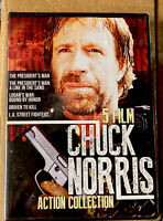 15-Film Action Collection DVD Chuck Norris Sealed Movies New 6-2
