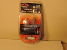 GEEK SQUAD FIREWIRE GOLD 14 FT 6-4 PIN BROCHES IEEE 1394 GS-14FW64