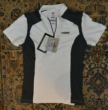 DeMarchi cycling jersey, new, European small, in bag, tags, soft touch, 2nd skin