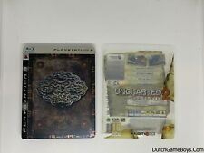 Uncharted 2 - Among Thieves 2 - Limited Edition - Collector's Box - PS3