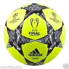 Champions League Final Berlin Variant Match Ball Replica Barcelona Juve Size 5