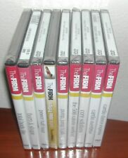 Lot of 9 The Firm Exercise Dvd New Cardio Buns Total Body