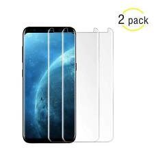 Samsung Galaxy S9 S8 Plus Note 9/8 4D Full Cover Tempered Glass Screen Protector