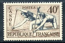 TIMBRE FRANCE NEUF N° 963 ** SPORT JEUX OLYMPIQUES HELSINKI CANOE COTE 14 €