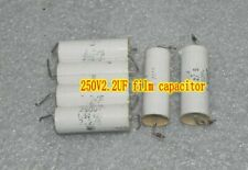 250V2.2UF metallized film Axial Capacitors Divider capacitance