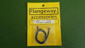 Flangeway N gauge FPP3 N gauge power plate for code 55 or code 80 track