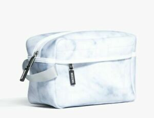 Herschel Supply Co. Chapter Travel Kit, White Marble