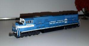 N Scale Kato 176-6306 * CONRAIL CR SD70MAC Diesel Locomotive Rd# 4137