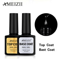 UV LED Manicure Esmalte de uñas Soak Off Gel Nail Top & base coat Nail Art