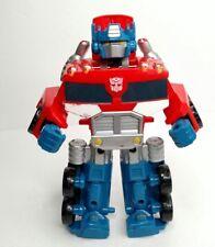 Optimus Prime Playskool Heroes Transformers Rescue Bots Figure