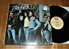 """ROCKETS Orig 1979 """"Turn Up The Radio"""" LP SHRINK VG++"""